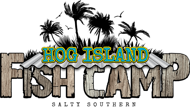 Mobile Logo | Hog Island Fish Camp